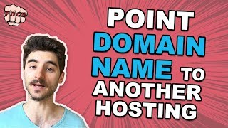 How to Point Domain Name to Another Hosting (NameCheap to GoDaddy / HostPapa)