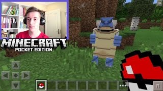 ✔ Minecraft PE Addons Trailer Reaction!? - iOS and Android Vanilla Mods! [MCPE 0.17.0+]