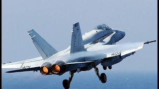 Fighter Jet from Aircraft Carrier Headed toward North Korea Crashes