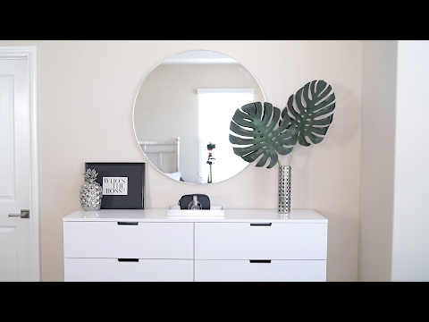 Bedroom Tour in My New Home 2017 🏡 ANN LE