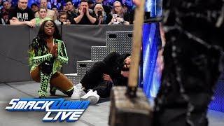 Jey Uso vs. Harper: SmackDown LIVE, April 17, 2018