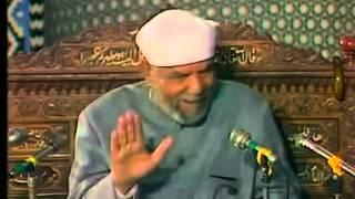 قصة الخضرمع موسى عليهما السلام (الجزء-1/3) - الشيخ الشعراوى