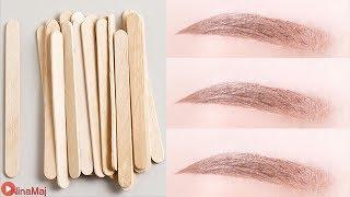 [Hot - 1] วิธีเขียนคิ้วสไตล์สาวเกาหลี - Korean Style Eyebrows Tutorial