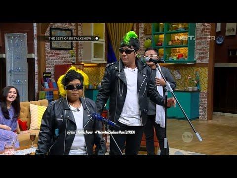 The Best of Ini Talkshow - Kocak! Adu Vokal Andre Adul Bikin Jambul Miring Sendiri