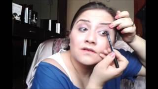 Benimle Hazırlan #2- Makyaj-Saç  Get Ready With Me - Makeup-Hair