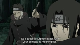 Itachi Uchiha VS The 4th Mizukage Yagura! Naruto Shippuden Episode 456 REVIEW!