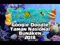 Taman Nasional Bunaken Jadi Google Doodle Hari Ini   Video Amazingly Indonesia™
