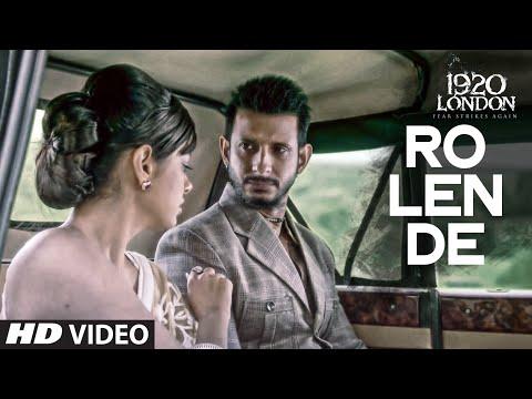 Aaj Ro Len De Video Song | 1920 LONDON | Sharman Joshi, Meera Chopra, Shaarib and Toshi | T-Series