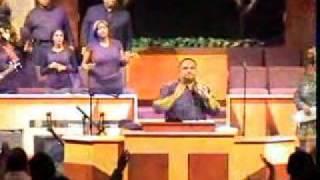 Bishop Donald Golder -Worship Song  ALPHA And OMEGA