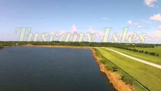 Drone Video:  KB Home Tuscany Isle