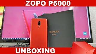 Zopo P5000 Unboxing