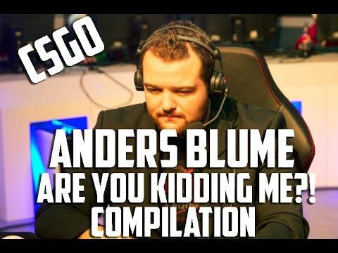 CSGO: Anders Blume -