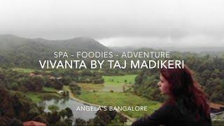 Vivanta by Taj Madikeri Coorg India   Hotel Tour