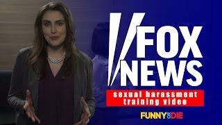 Fox News Sexual Harassment Training Video