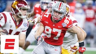 Ohio State defensive end Nick Bosa's highlights | ESPN
