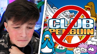 MY LIFE IS OVER!.. (Club Penguin Is Shutting Down!)