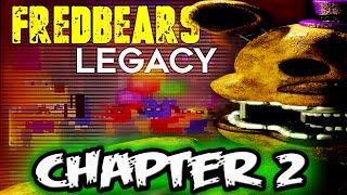 FNAF NOVEL | FREDBEARS LEGACY CHAPTER 2 | Five Nights at Freddy's Novel Reading