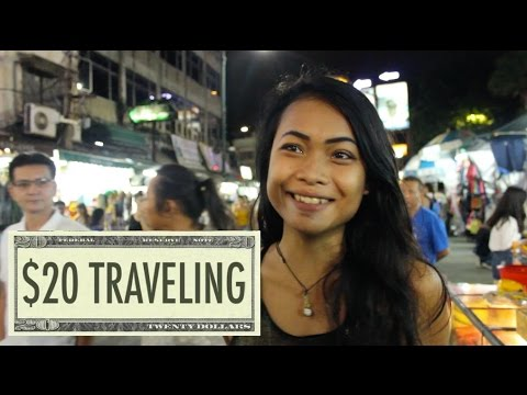 Bangkok Thailand Traveling for 20 A Day Ep 7