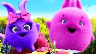 Cartoons For Children | All New Episode Season 3 | Sunny Bunnies Catoon