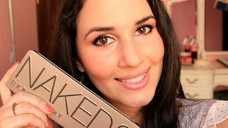 Tutorial maquillaje Naked Palette 2 - UD