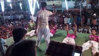 Mast group in dance Gopalganj bathua Bazar(1)