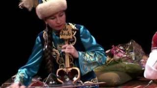 Mondomix présente : Uljan Baïbusynova