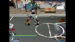 Rumble FIghter Muhon Ninjitsu