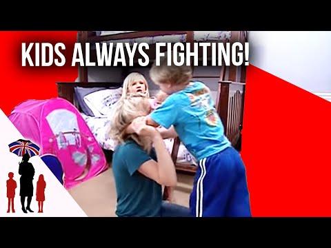 Xxx Mp4 Kids Can T Stop Fighting Supernanny 3gp Sex