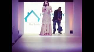 Rizwan Kayani stage introduction by Ayesha Sana