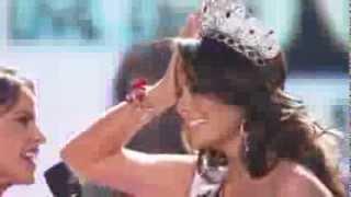 Ximena Navarrete Miss Universe 2010 Crowning Moment