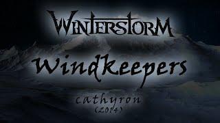 Winterstorm - Windkeepers (Lyrics English & Deutsch)