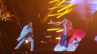 J Cole Brings out Meek Mill at Dreamville Fest Raleigh NC