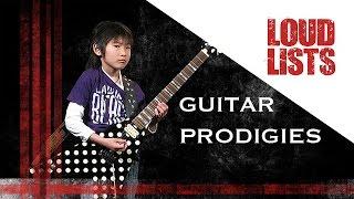 10 Awesome Guitar Prodigies