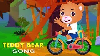 Teddy Bear Rhymes | Children Songs and Nursery Rhymes | Lyrics