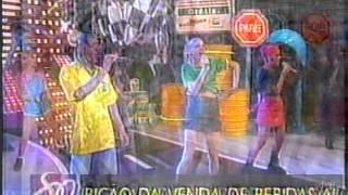 Mr President @ Sula Miranda Show (Live in Brazil) Where The Sun Goes Down