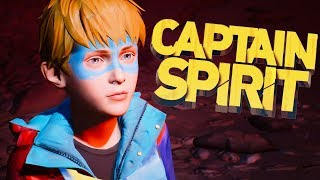 LIFE IS STRANGER THINGS | The Awesome Adventures Of Captain Spirit