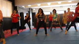 RITU'S DANCE STUDIO SURAT-  LAT LAG GAYEE @ RITU'S STUDIO.