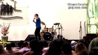 FORTES EM CRISTO Pr. Eduardo Barbosa: Vida de Oração 27/04/2013