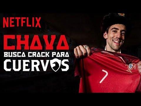 Chava busca crack para Cuervos  #ChavaEnLaCopa