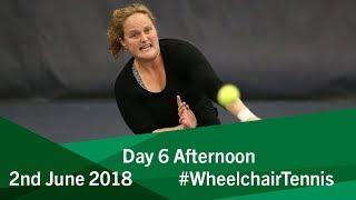 Men's ¾ Playoff   Day 6   2018 BNP Paribas Wheelchair Tennis World Team Cup