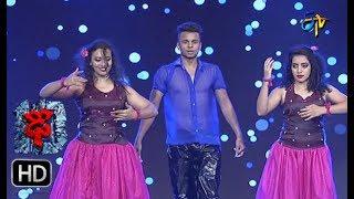 Vijay Performance | Dhee 10 |  6th December 2017 | ETV Telugu