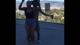Amber rose sexy dance #twerk