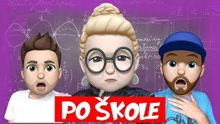 Hodina - PO ŠKOLE / animoji