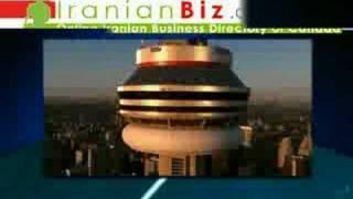 IranianBiz.com First TV Ad