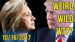 Trump wants a Hillary 2020 run. Marvel Comics sues Cider company #WWWTF