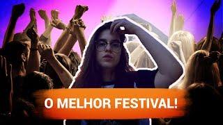 O MELHOR FESTIVAL DE TODOS!VOCÊS DEVEM IR|LiliOnScreen