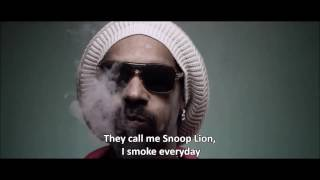 Snoop Lion - Smoke The Weed Feat. Collie Buddz [Official Video With Lyrics]