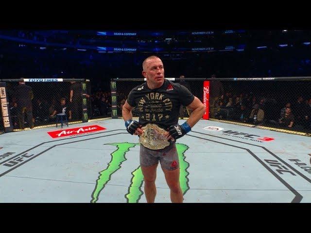 UFC 217: Fight Motion