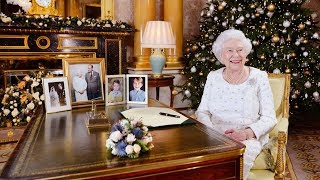 Queen's speech 2017: Queen's picture collection missing some notable Royal Family members
