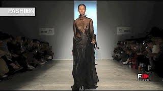 LINO VILLAVENTURA SPFW N°45 Spring Summer 2019 Sao Paulo - Fashion Channel